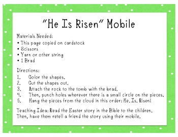"""""""He is Risen Today!"""" Mobile"""