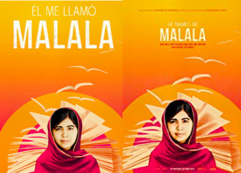 He named me Malala Movie Guide Questions in English & Spanish