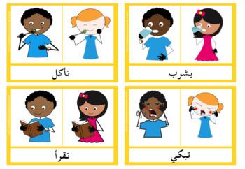He or She ? in Arabic