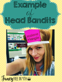 Head Bandits A Math Vocabulary Test Prep Game