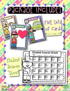 Head Band Letter Sounds Game for Kindergarteners