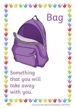 Head Heart Bin Bag Plenary