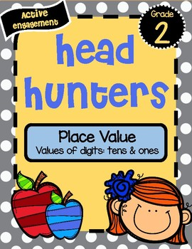 Head Hunters-Value of digits: tens and ones