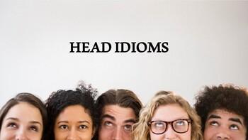 Head Idioms PowerPoint