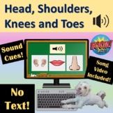 Head, Shoulders, Knees and Toes   Boom Cards   Video   ESL