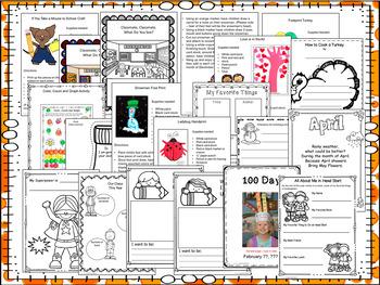 Head Start Memory Book