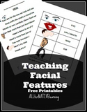 Head and Face Preschool Learning Activities