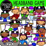 Headband Game Clipart {Creative Clips Clipart}