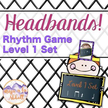 Headbands!  A Rhythm Decoding Game, level 1