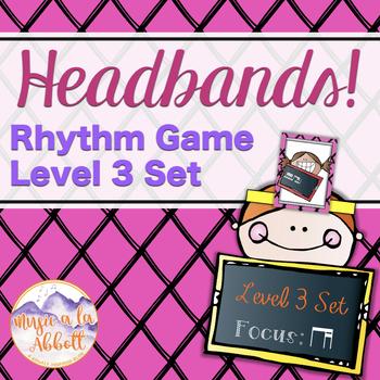 Headbands!  A Rhythm Decoding Game, level 3: ti-tika/ti-tiri