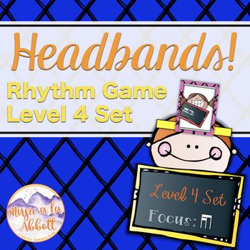 Headbands!  A Rhythm Decoding Game, level 4: tika-ti/tiri-ti