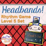 Headbands!  A Rhythm Decoding Game, level 5: ti-ta-ti/syn-co-pa