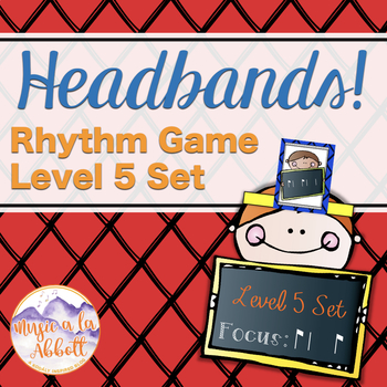 Headbands!  A Rhythm Decoding Game, level 5: ti-ta-ti/syn-co-pa