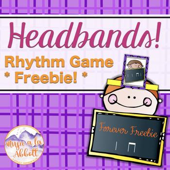 Headbands!  A Rhythm Decoding Game, ta ti-ti ***FREEBIE***