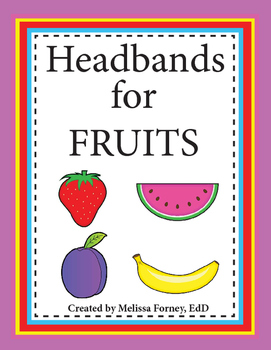 Headbands for Fruits