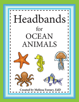 Headbands for Ocean Animals