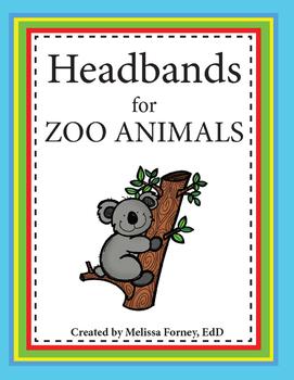 Headbands for Zoo Animals