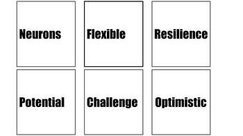 Headbandz Growth Mindset Vocabulary Cards