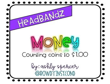 Headbandz - Money - Coins to $1.00