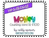 Headbandz - Money - Coins to $1.00