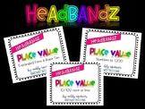 Headbandz - Place Value Set