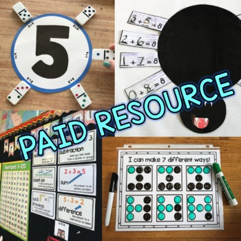 Headfirst 1st Grade Math Curriculum Sample FREEBIE Pack