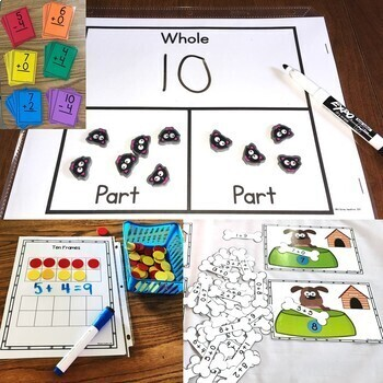 Headfirst 1st Grade Math Curriculum Unit 1 Addition and Subtraction First Grade