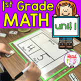 #1 1st Grade Math Curriculum Addition/Subtraction~Worksheets, Centers, Homework