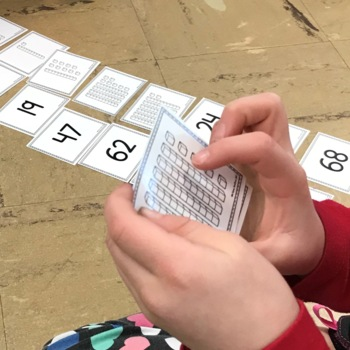 Everything 4 Place Value 3 Number Addition Making 10 1st Grade Math Unit 3