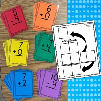 Headfirst 1st Grade Math Curriculum Unit 4 Addition and Subtraction