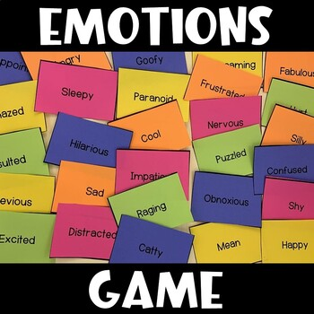 Emotions Game