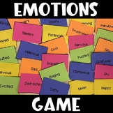 Emotions Game Social Thinking