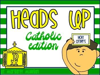 Heads Up Catholic Edition