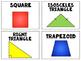 Heads Up! Math 2D & 3D Shapes