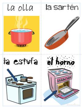 Heads-Up - kitchen items
