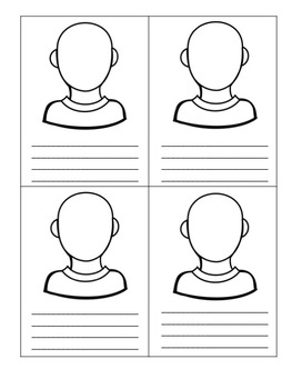 Headshots! Blank Portrait Collection