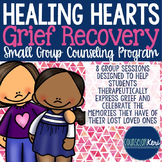 Grief Recovery Elementary Small Group Counseling Program - Grief Activities