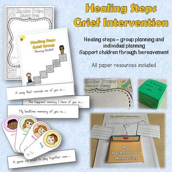 Healing Steps Grief Intervention
