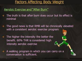 Weight Management- PowerPoint Presentation