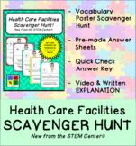 Health Care Facilities Scavenger Hunt