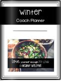 Kali McLaughlin 2019 WINTER Health Coaching Planner