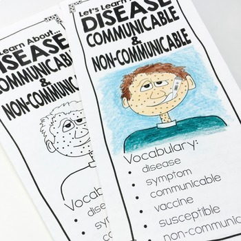 Health: Communicable and Non-Communicable Disease