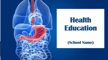 Health Curriculum - School Nurse / Health Teacher
