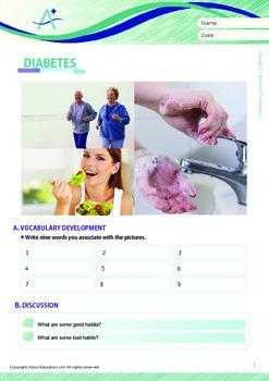 Health - Diabetes - Grade 7
