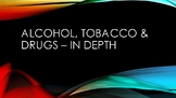 Health Doodle Notes Alcohol, Tobacco & Drugs PDF