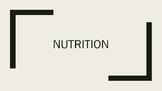Health Doodle Notes Nutrition PDF