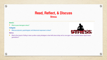 Health Education Questioning: Challenge your students to think!