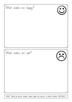 Health - Feelings - What Makes You Happy/Sad?