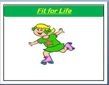 """Health - """"Fit For Life"""""""