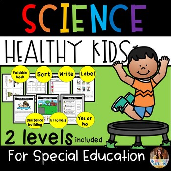Health For Special Education